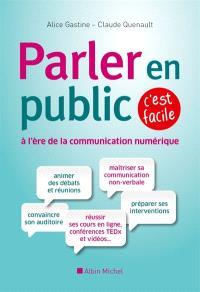 Parler en public à l'heure de la communication numérique, c'est facile