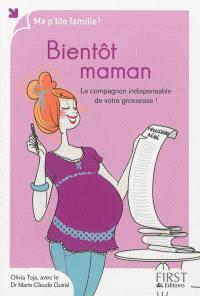 Bientôt maman : le compagnon indispensable de votre grossesse !
