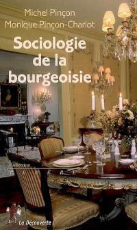 Sociologie de la bourgeoisie