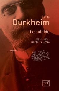 Le suicide : étude de sociologie