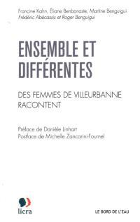 Ensemble et différentes : des femmes de Villeurbanne racontent