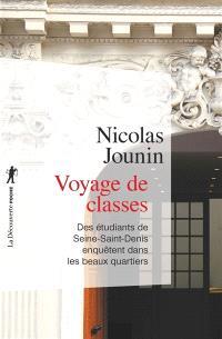 Voyage de classes : des étudiants de Seine-Saint-Denis enquêtent dans les beaux quartiers
