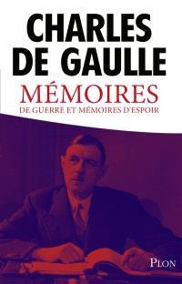 Mémoires de guerre et mémoires d'espoir