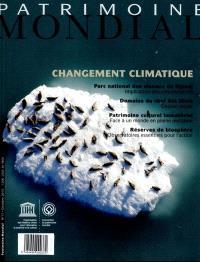 Patrimoine mondial. n° 77, Patrimoine mondial et changement climatique