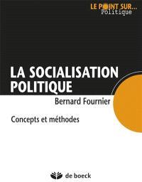 La socialisation politique
