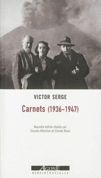 Carnets : 1936-1947