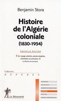 Histoire de l'Algérie coloniale : 1830-1954
