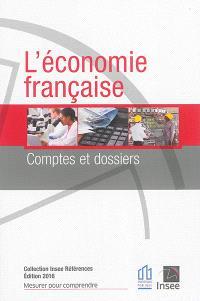 L'économie française : comptes et dossiers : rapport sur les comptes de la nation 2015