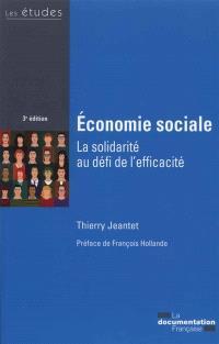 Economie sociale : la solidarité au défi de l'efficacité