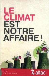 Le climat est notre affaire !