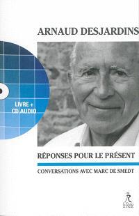 Réponses pour le présent : conversations avec Marc de Smedt