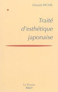 Traité d'esthétique japonaise