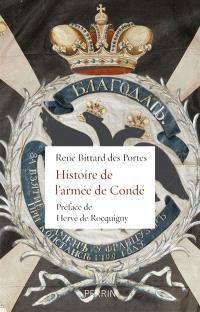 Histoire de l'armée de Condé pendant la Révolution française : 1791-1801