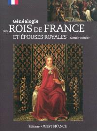 Généalogie des rois de France et épouses royales