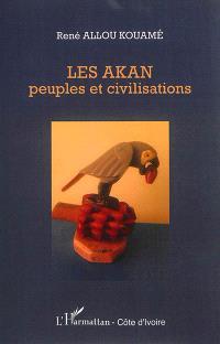 Les Akan : peuples et civilisations