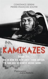 Kamikazes (25 octobre 1944-15 août 1945)