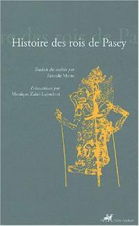 Histoire des rois de Pasey