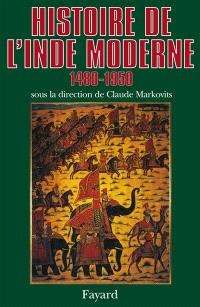 Histoire de l'Inde moderne : 1480-1950