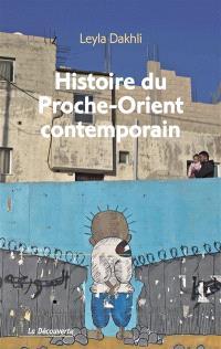 Histoire du Proche-Orient contemporain