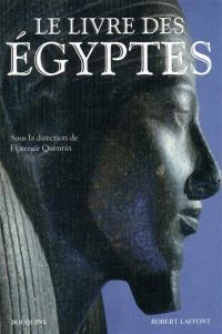 Le livre des Egyptes