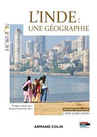 L'Inde : une géographie : Capes agrégation histoire géographie