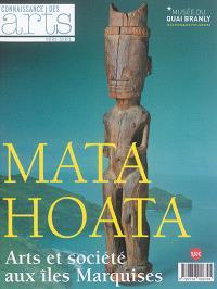Mata Hoata : arts et société aux îles Marquises