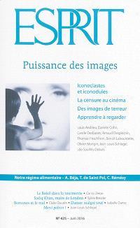 Esprit. n° 425, Puissance des images