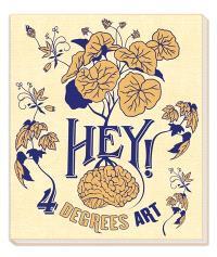 Hey!, hors série. n° 2, 4 degrees art