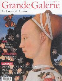 Grande Galerie, le journal du Louvre. n° 36