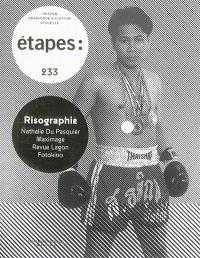Etapes : design graphique & culture visuelle. n° 233, Risographie