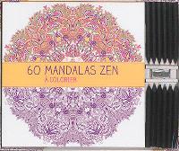 60 mandalas zen à colorier