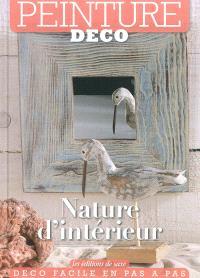 Nature d'intérieur