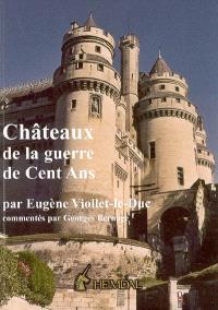Châteaux de la guerre de Cent Ans