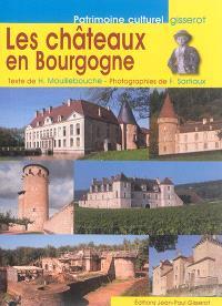 Les châteaux en Bourgogne