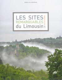 Les sites remarquables du Limousin, Haute-Vienne