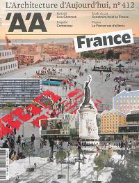Architecture d'aujourd'hui (L'). n° 412, France