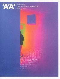 Architecture d'aujourd'hui (L'), hors série, Lumières