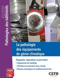 La pathologie des équipements de génie climatique : diagnostic, réparations et prévention