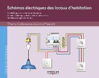 Schémas électriques des locaux d'habitation : déchiffrage des schémas et des plans, circuits (éclairage, prises, circuits spécialisés), modèles d'équipements, etc.
