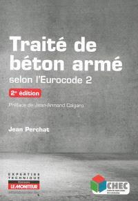 Traité du béton armé : selon l'Eurocode 2