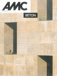 AMC, le moniteur architecture, hors série, Béton