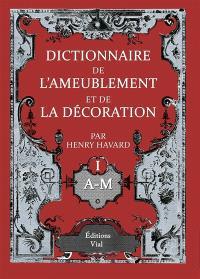 Dictionnaire de l'ameublement et de la décoration