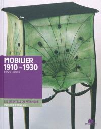 Mobilier, 1910-1930