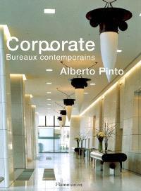 Alberto Pinto corporate : bureaux contemporains