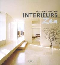 Intérieurs zen