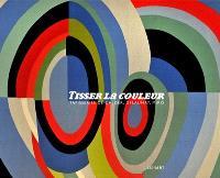 Tisser la couleur : tapisseries de Calder, Delaunay, Miro...