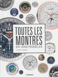 Toutes les montres en 1.000 modèles