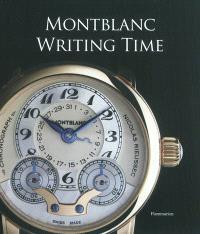 Writing time : Montblanc