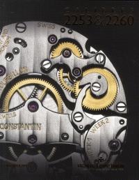 Calibres 2253 & 2260 : Vacheron Constantin