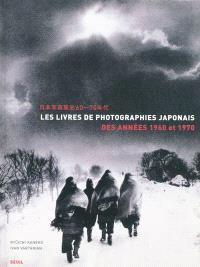 Les livres de photographies japonais : des années 1960 et 1970